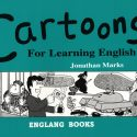 Cartoons For Learning English (96 pp)